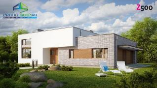 Проект дома Проект zx34, 134.9 м2