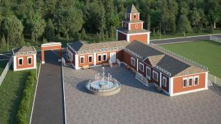 Коттеджный поселок Павловский Парк