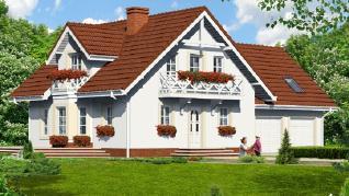 Проект  Дом в рододендронах 5 Г2, 199.2 м2