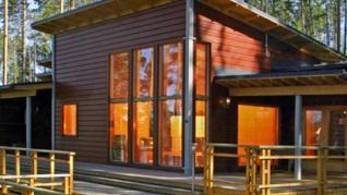 Проект  Проект деревянного дома Alm 136, 212 м2