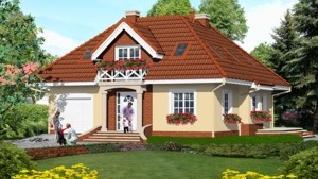 Проект  Дом в веселках 2, 145.9 м2