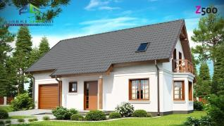 Проект дома Проект z178, 178.1 м2