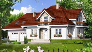 Проект  Дом в вербене 3 (Г2), 207.7 м2