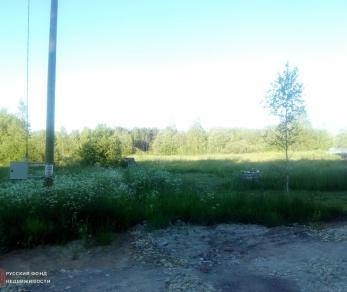 Продажа участка Петровское