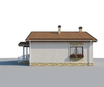Проект дома AS-2215, 98 м2