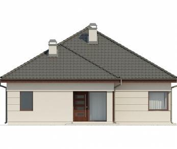 Проект дома Проект Z195, 155.9 м2