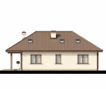 Проект дома Проект Z85, 186 м2