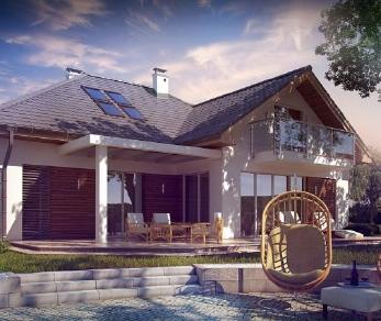 Проект дома Проект z275, 260.4 м2