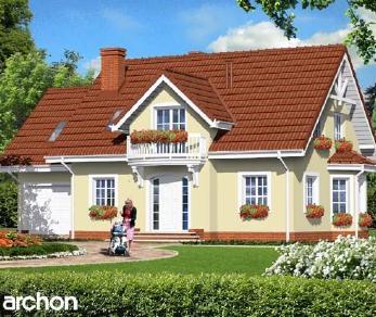 Проект  Дом в персиках, 157.8 м2
