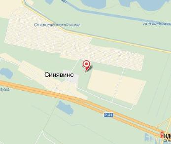Продажа квартиры Синявино пос. Кравченко ул., 11, д. 11