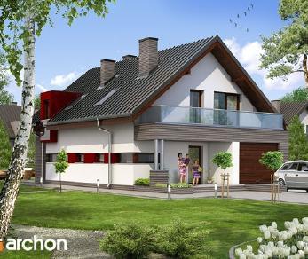 Проект  Дом в тунбергиях, 179.4 м2