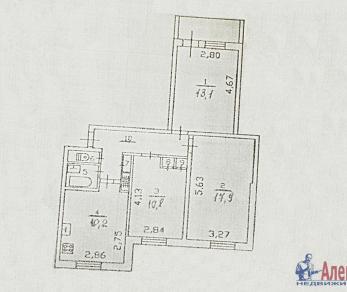 Продажа квартиры Гарболово дер., д. 267