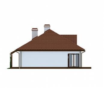 Проект дома Проект Z185, 110.9 м2