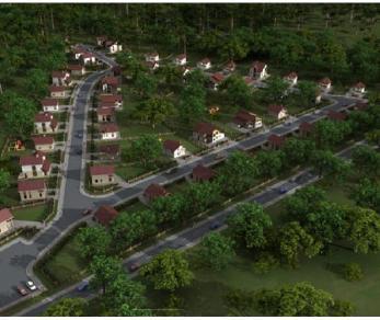 Коттеджный поселок Парк Вилл