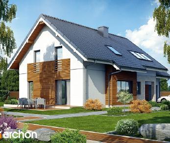 Проект  Дом в авокадо (ГН), 204 м2