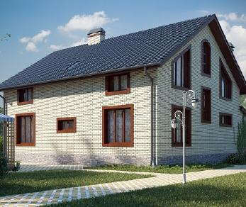 Проект дома AS-2113, 319 м2