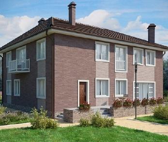 Проект дома AS-2088, 307 м2