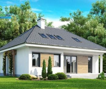 Проект дома Проект z121, 182.5 м2