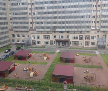 Продажа квартиры Мурино, Авиаторов Балтики пр., д.3
