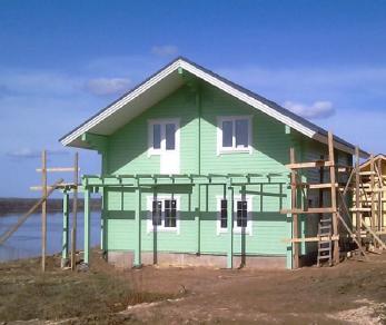 Коттеджный поселок Волхов
