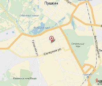 Продажа квартиры Пушкин, Кадетский бул., д.11