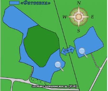Коттеджный поселок Фатеевка