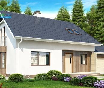 Проект дома Проект z120, 206 м2