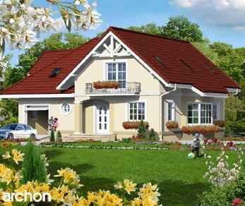 Проект  Дом в рудбекиях, 180.2 м2