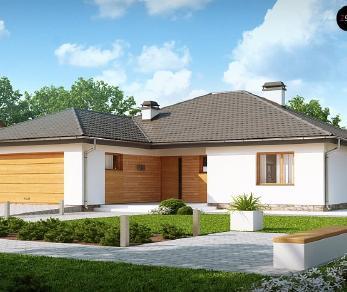 Проект дома Проект Z199, 207.4 м2