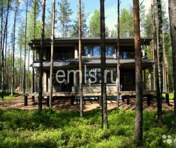 Продажа дома 36 км Средне-Выборгского шоссе массив, Медное озеро днп