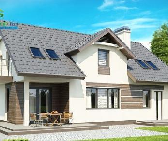 Проект дома Проект z172, 178.79 м2