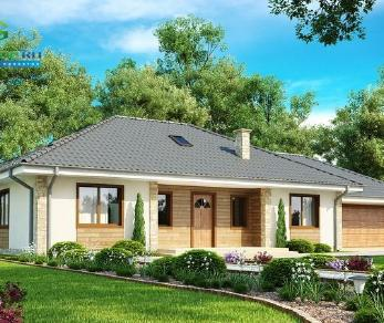 Проект дома Проект z35, 243.8 м2