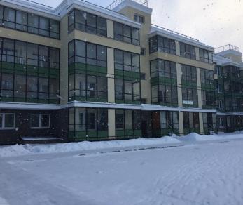 Продажа квартиры Сертолово г., Любимая ул., д. 3