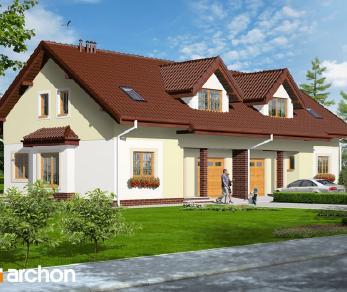 Проект  Дом в цикламенах (Р2), 273 м2