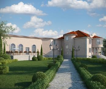 Проект дома AS-2066, 780 м2
