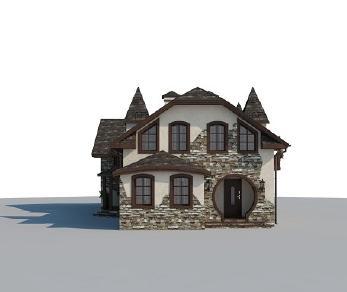 Проект дома AS-2238, 267 м2