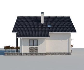 Проект дома AS-2123-3, 149 м2