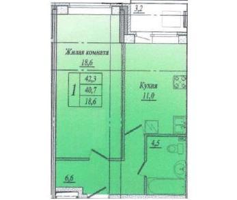 Продажа квартиры поселок Мурино, Шоссе Лаврики улица, д. 89