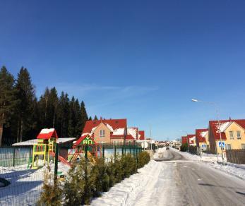 Коттеджный поселок Киссолово