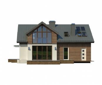 Проект дома Проект Z226, 148.5 м2