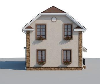 Проект дома AS-2140, 179 м2