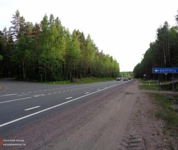 Продажа участка Балтиец