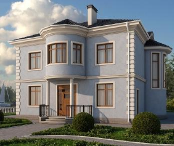 Проект дома AS-2154, 273 м2