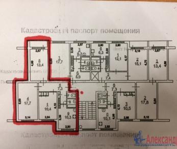 Продажа квартиры Сертолово г., Молодцова ул., д. 3