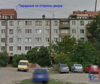 Продажа квартиры Выборг, Ленинградское ш., д.45