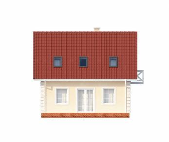 Проект дома Проект Z4, 110.1 м2