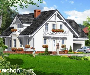 Проект  Дом в рододендронах 5-П, 237.7 м2