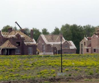 Коттеджный поселок Бавария