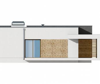 Проект дома Проект Zx105, 86.1 м2