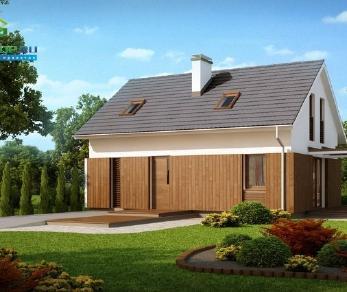 Проект дома Проект z213, 118.4 м2
